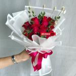 цэцэгт мэндчилгээ PIORE, tsetsegt mendchilgee, tsetseg hurgelt, цэцгийн баглаа
