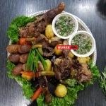Түргэн хоол хүргэлт, Дуудлагаар хоол захиалга, БУУРЧ монгол зоог