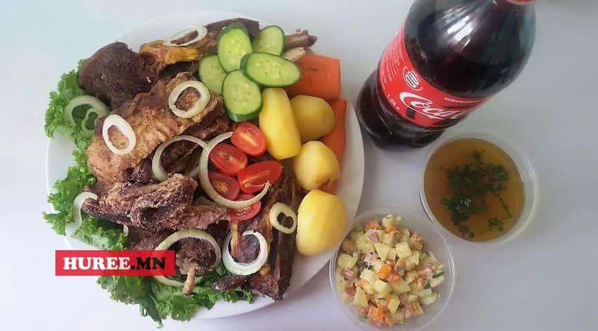 Монгол зоог