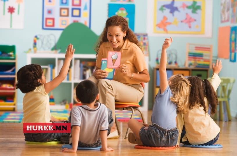 kindergartenslider